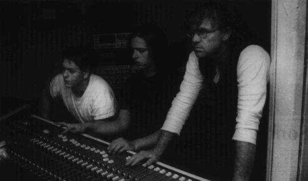amerikalinjen 1996 i studio